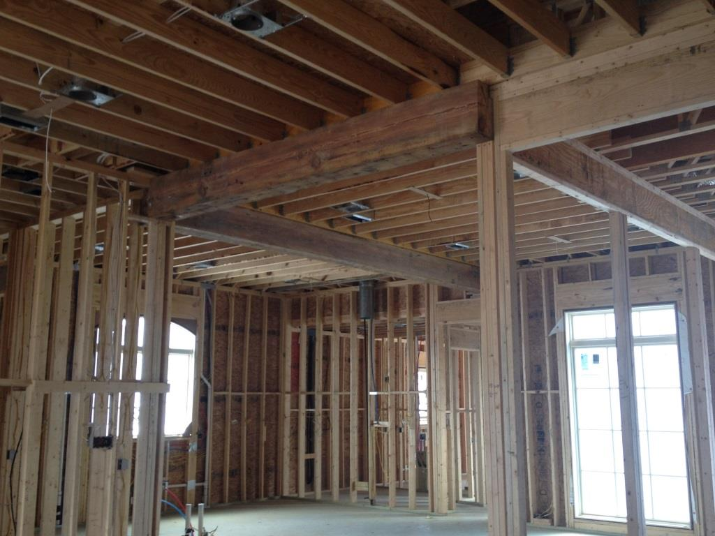 Exposed Beams
